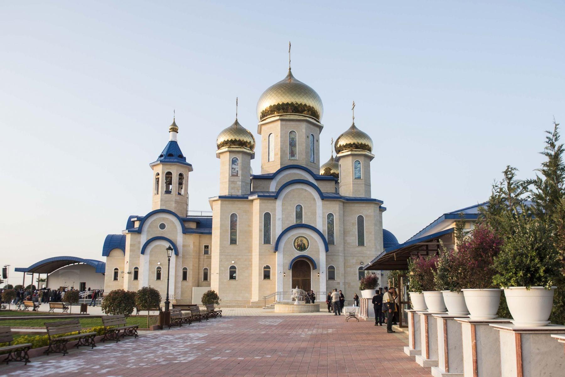 Церква на Кіпрі в росій